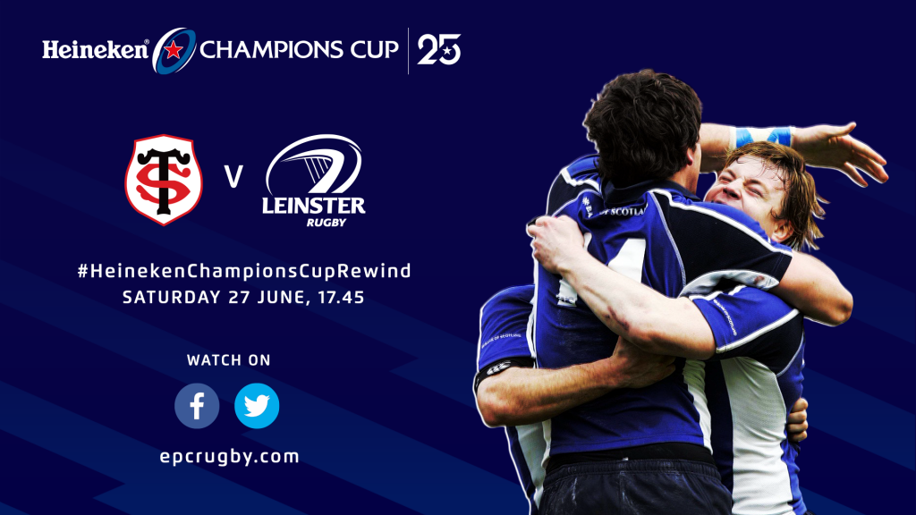 Heineken Champions Cup Rewind – All you need to know