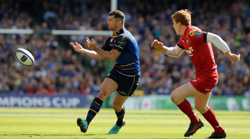 Listen to Rob Kearney on the Champions Rugby Show!