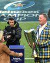 Doddie Weir provides Heineken Memorable Moment
