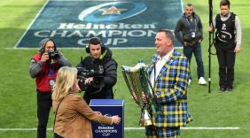 Doddie Weir provides Heineken Memorable Moment