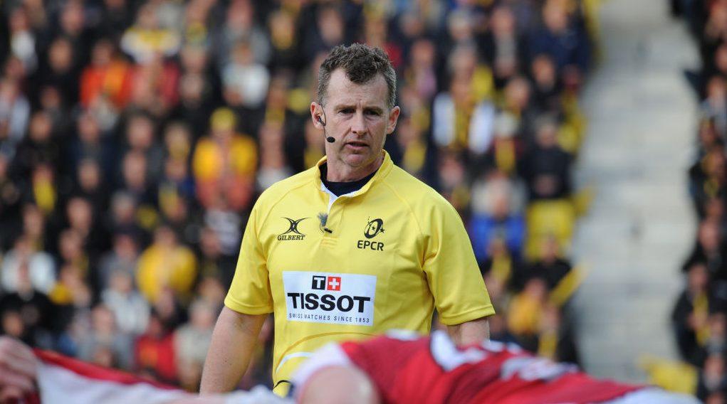 Écoutez Nigel Owens dans le Champions Rugby Show !