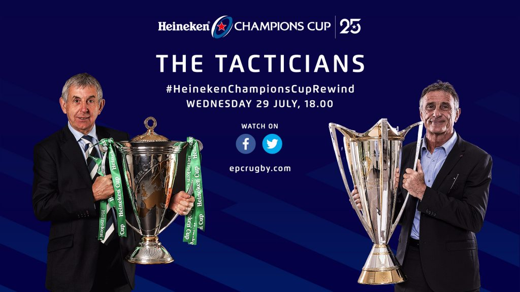 Rewind Special to feature McGeechan, Novès and Lam