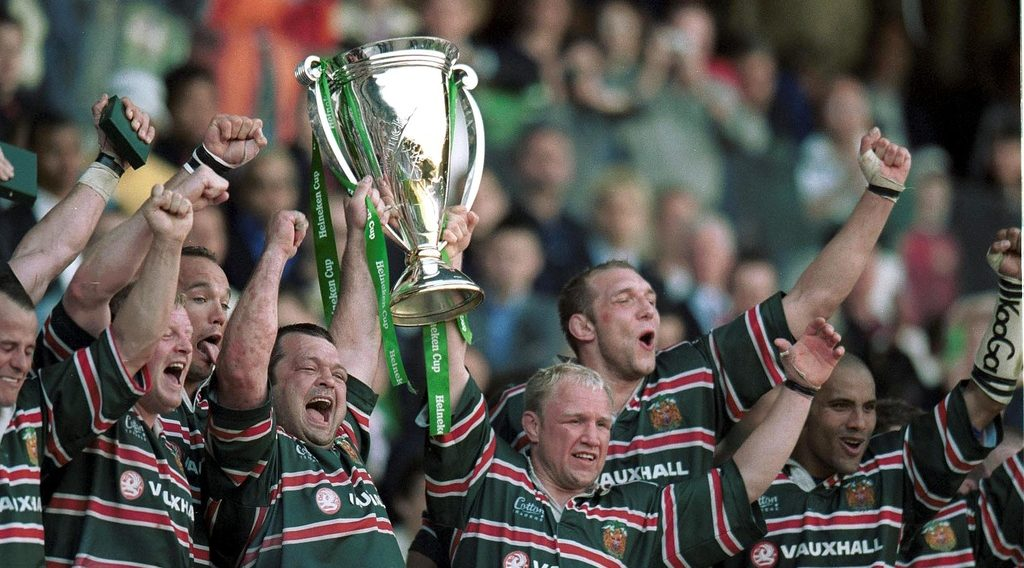 Listen to Neil Back on the Champions Rugby Show!