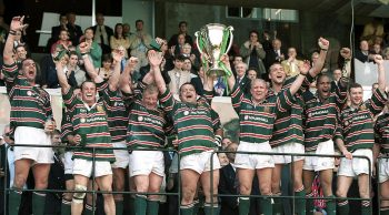Back admits Heineken Cup win close to World Cup success