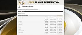 Inscription de joueurs et changements de règles pour les phases finales 2019/2020