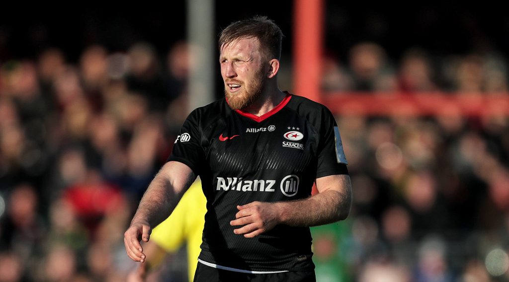 Wray wants to leave mark on Heineken Champions Cup