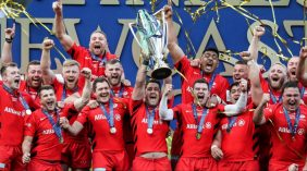Quarts de finale de la Champions Cup : focus sur les Saracens !