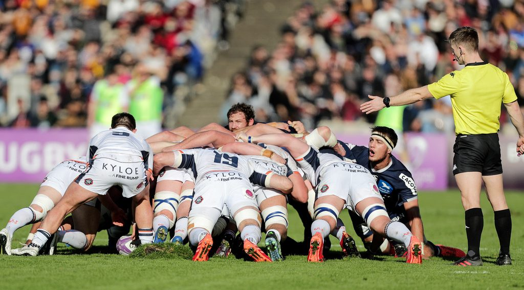 In Focus: Edinburgh Rugby