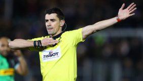 EPCR quarter-finals referee appointments
