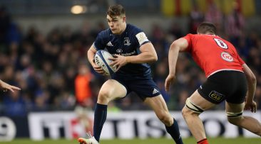 EPOTY nominee Ringrose to captain Leinster in final