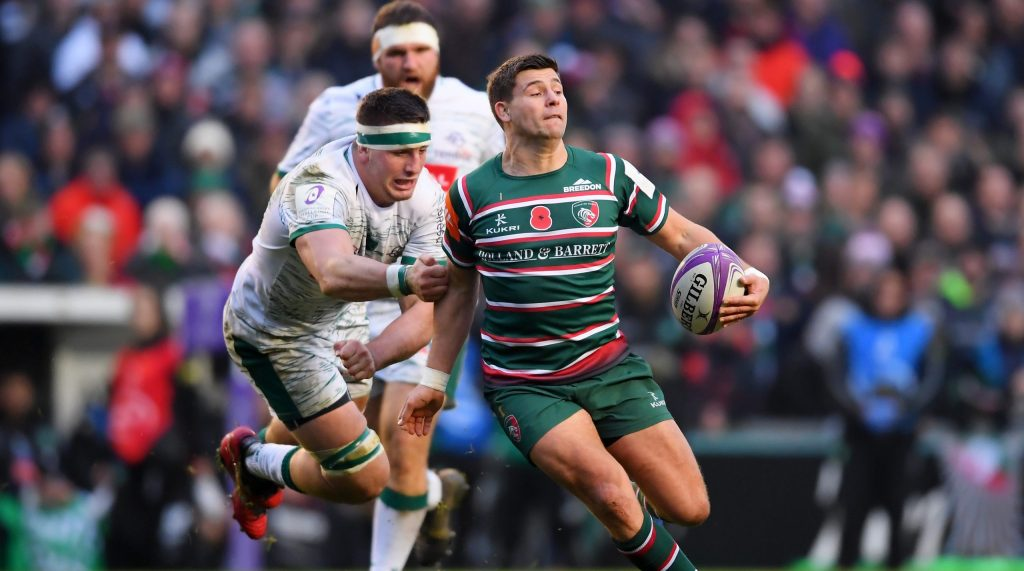 Challenge Cup quartet named by England