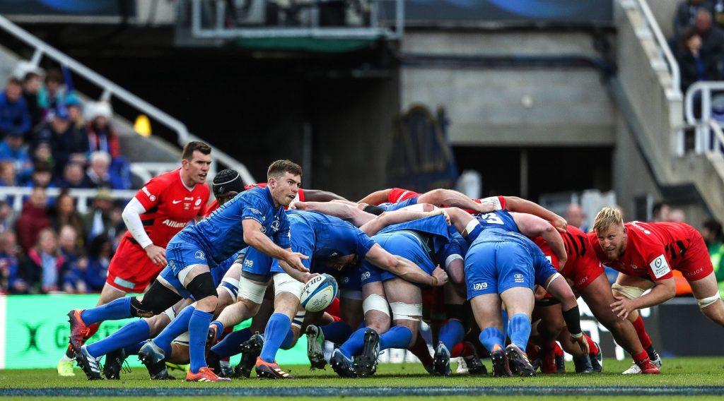 Leinster and Saracens set for blockbuster quarter-final