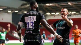 Quarter-final highlights: Bristol Bears v Dragons