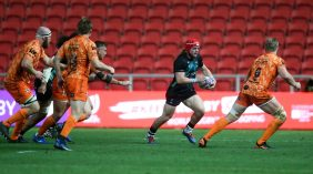 Bristol ready for 'huge' semi-final says Thacker