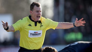 Owens and Brace to take charge of Heineken Champions Cup semi-finals
