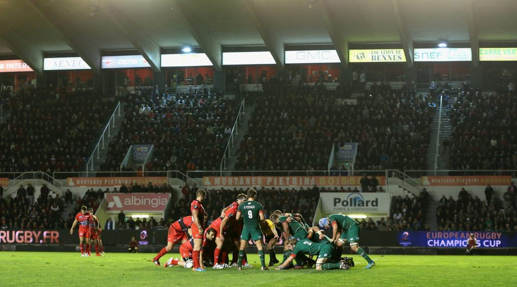 Head-to-head: RC Toulon v Leicester Tigers