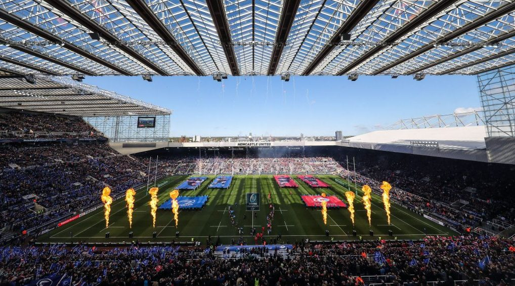 Where and when can I watch the Heineken Champions Cup semi-finals?