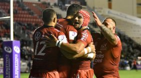Semi-final highlights: RC Toulon v Leicester Tigers
