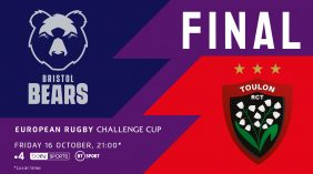 Bristol Bears and RC Toulon battle for first Challenge Cup crown