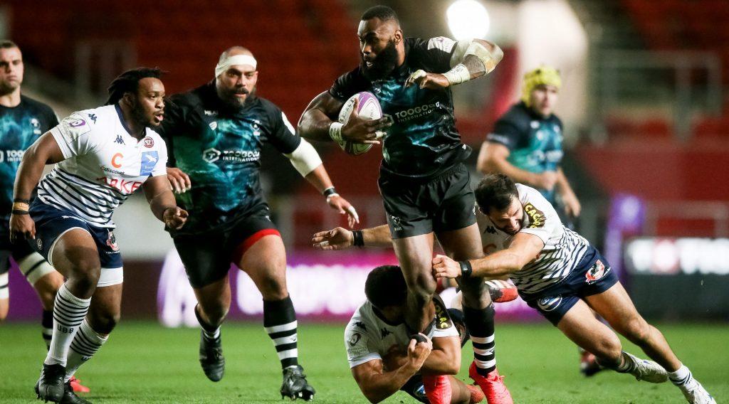 Radradra 'hottest property in world rugby' says Habana