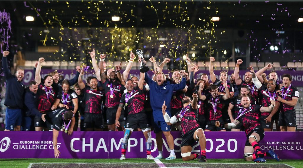 Blistering Bristol Bears dominate second half to clinch maiden Challenge Cup crown