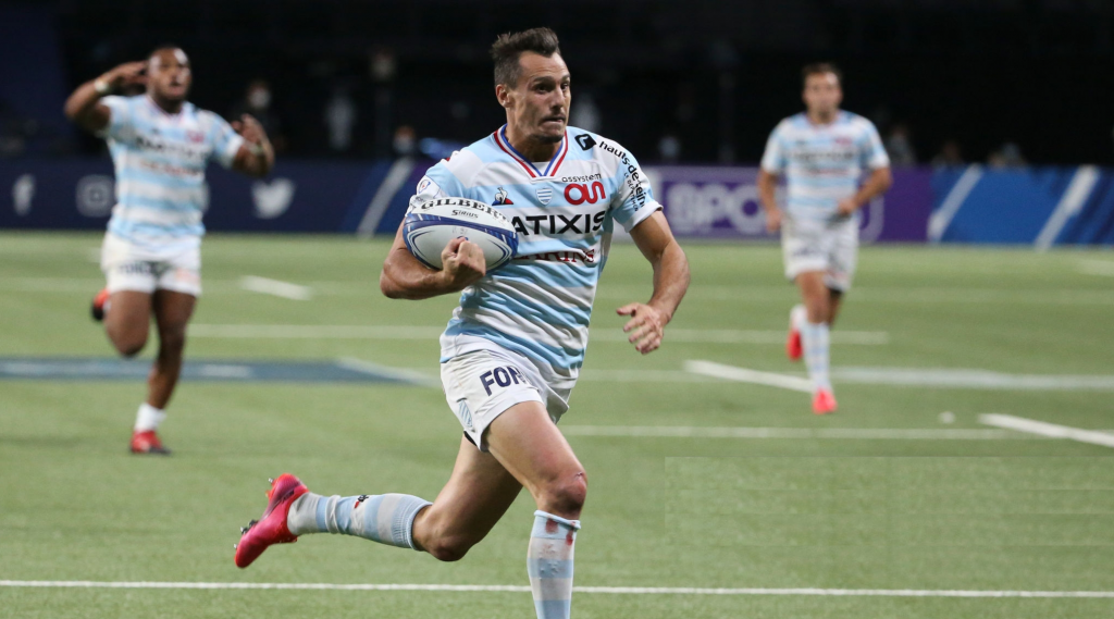 Juan Imhoff claims Champions Try of the Season!