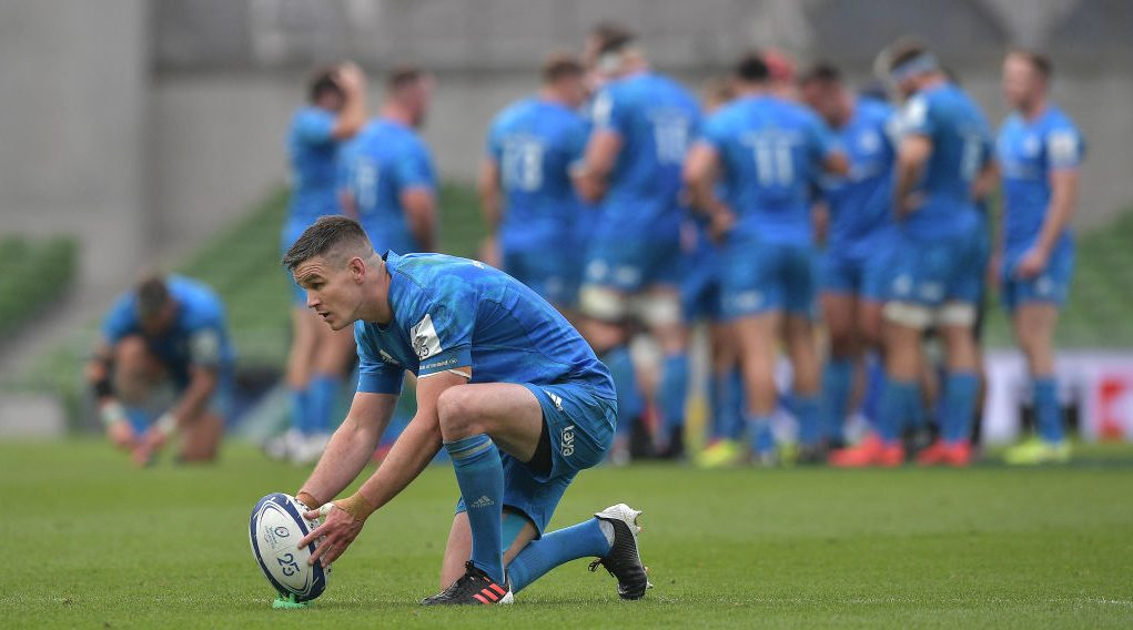 Leinster bidding to bounce back from quarter-final exit