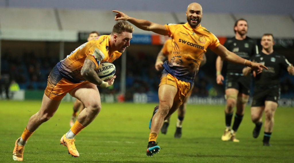 Dominant Exeter make winning start