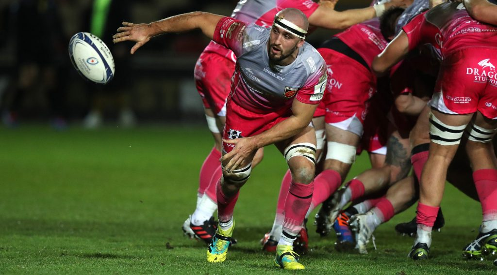Northampton seeking another prosperous Wales trip against Dragons