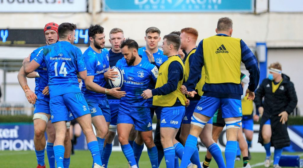 Leinster grind out bonus point win over Northampton