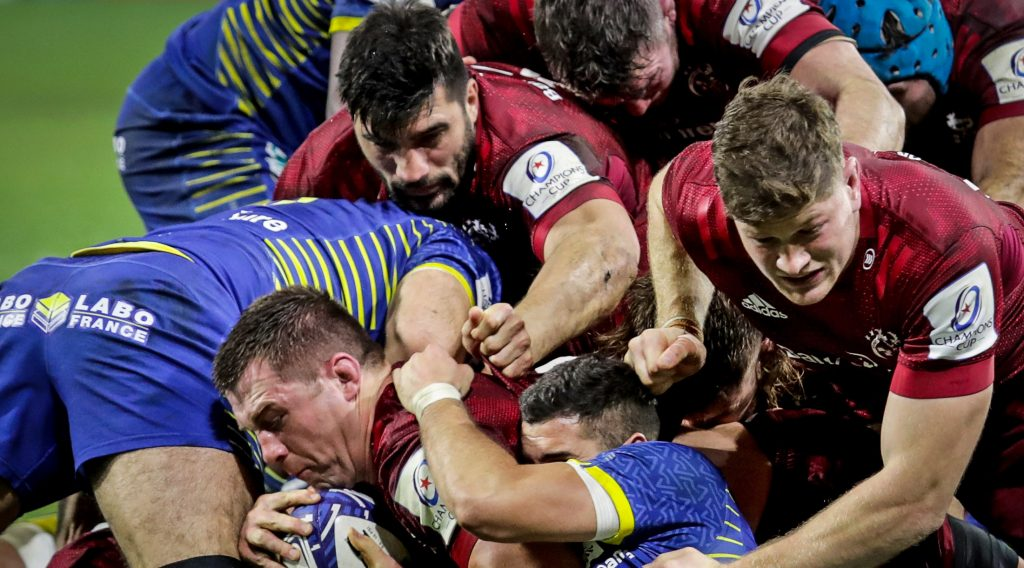 Munster produce comeback for the ages to beat Clermont