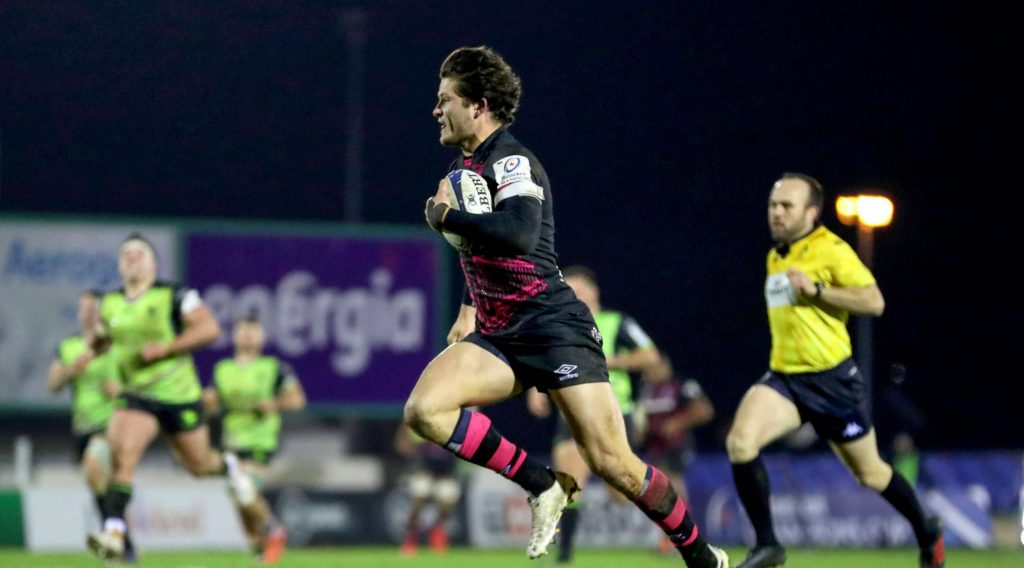 Bristol Bears get back on track in Galway