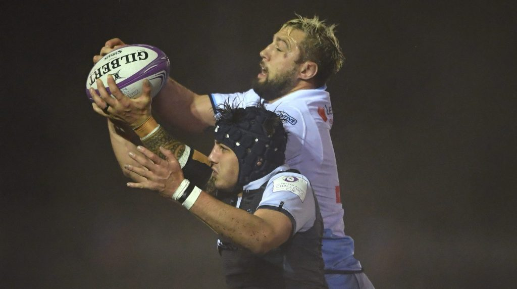 Cardiff Blues maintain European form with victory over Dragons