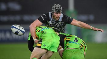 Castres duo are top Challenge Cup tacklers