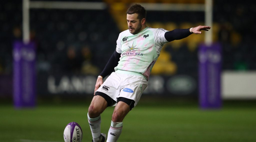 Newcastle face tough test away at Ospreys