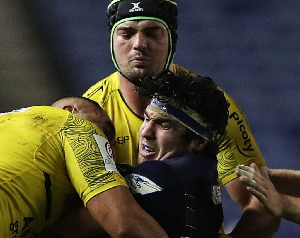 Edinburgh trio lead Heineken Champions Cup tacklers