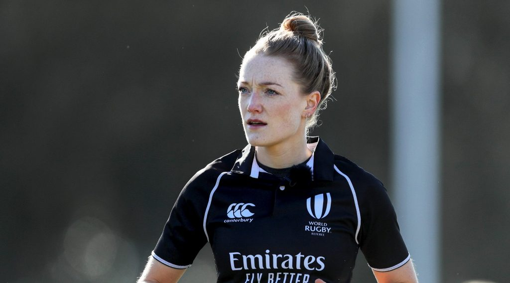 Referees Davidson and Cox set for Challenge Cup debuts