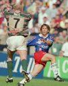 Dominguez kicking masterclass in 2001 final