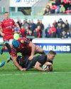 Ashton's last-second try earns dramatic draw in 2017