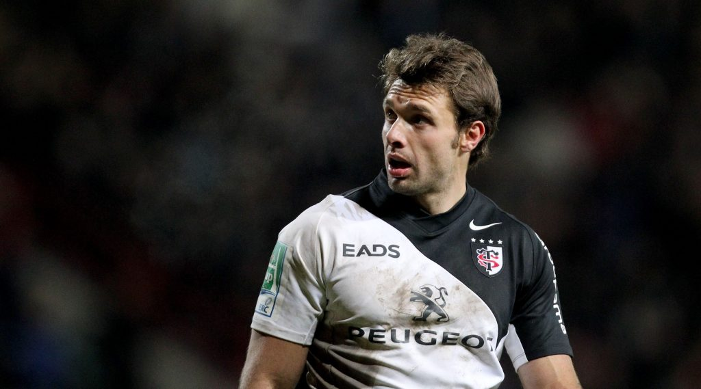 Ashton hails Toulouse legend Vincent Clerc
