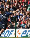 Long-range Sexton drop goal helps Leinster to maiden European crown
