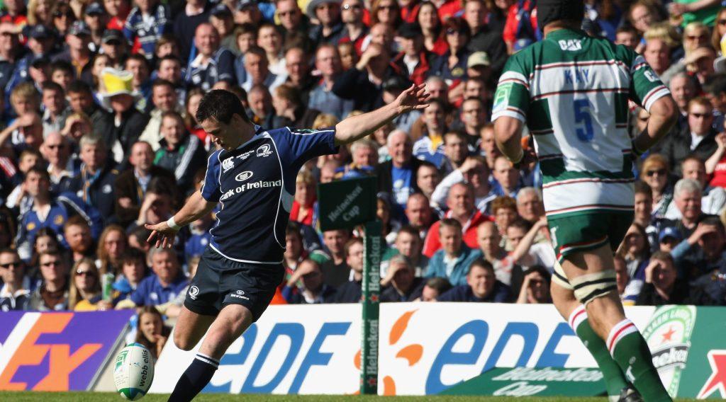 Long-range Sexton drop goal helps Leinster to maiden European crown