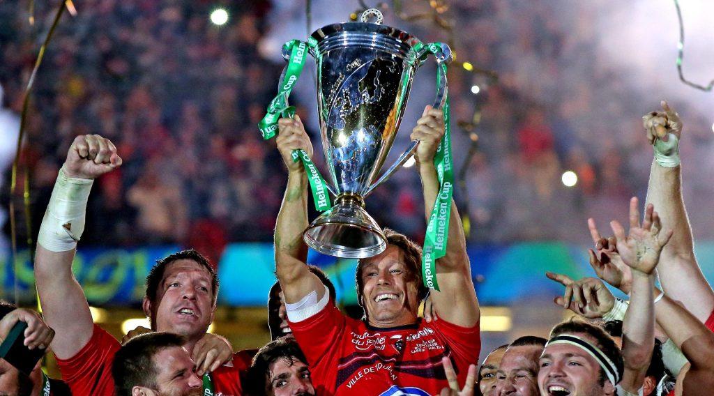 Wilkinson drop goal sends Toulon towards consecutive European crowns