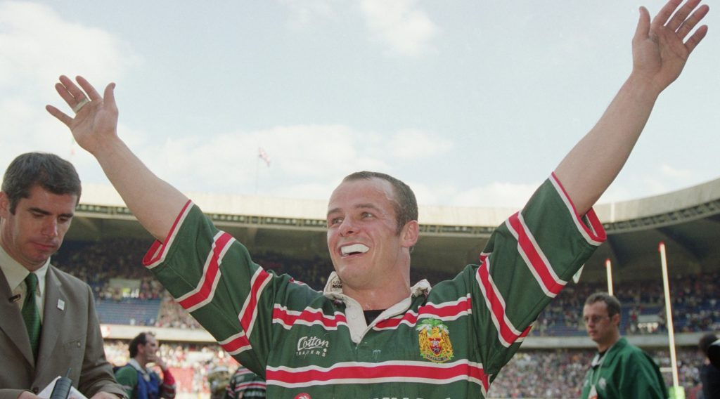 2001 final the 'career highlight' for Healey