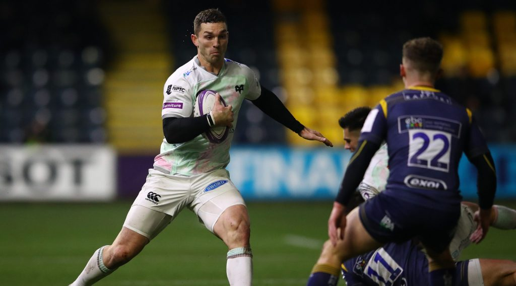 Ospreys' North set for 100th Wales cap