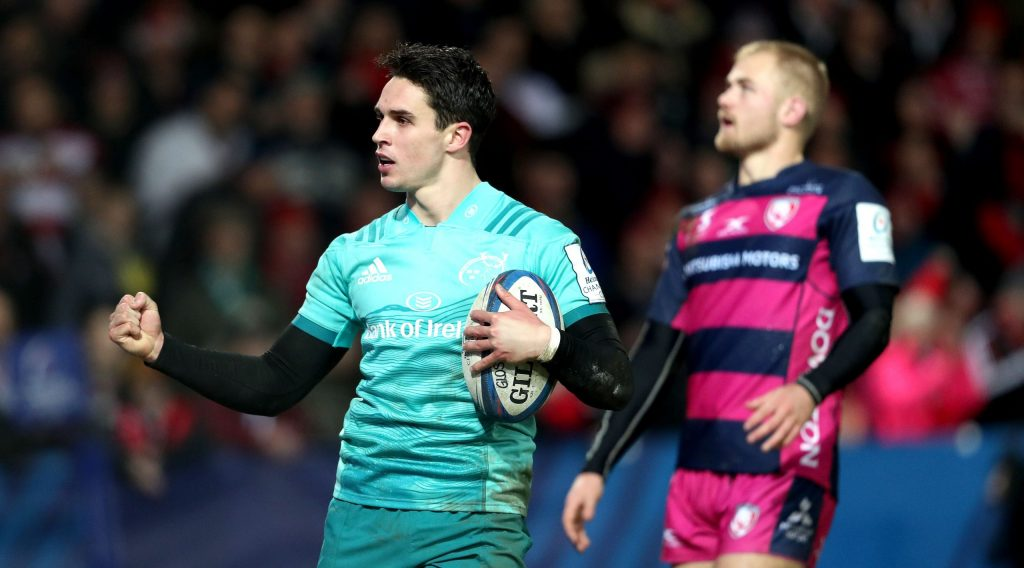 Carbery returns to Munster squad after 13-month absence