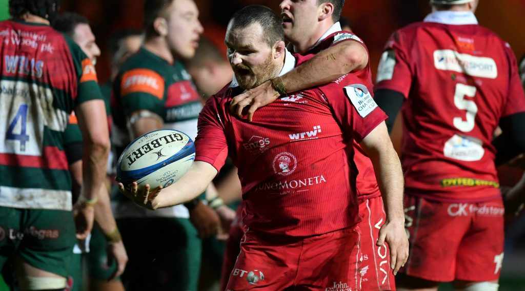 Scarlets host Sale in final Round of 16 clash