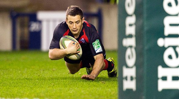 Racing-Edinburgh tie stirs Murrayfield memory