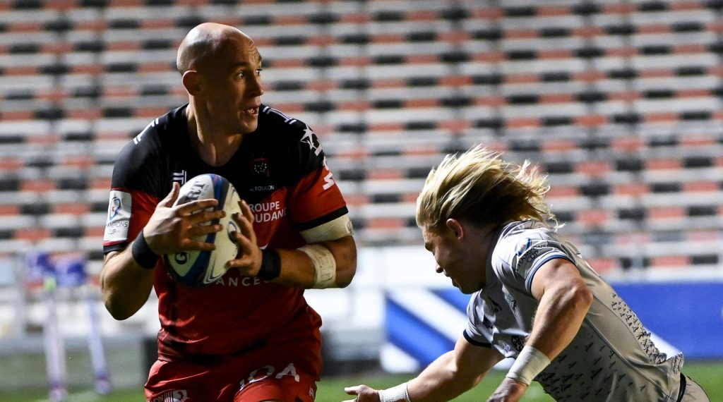 Parisse looking forward to facing 'immense' Leinster