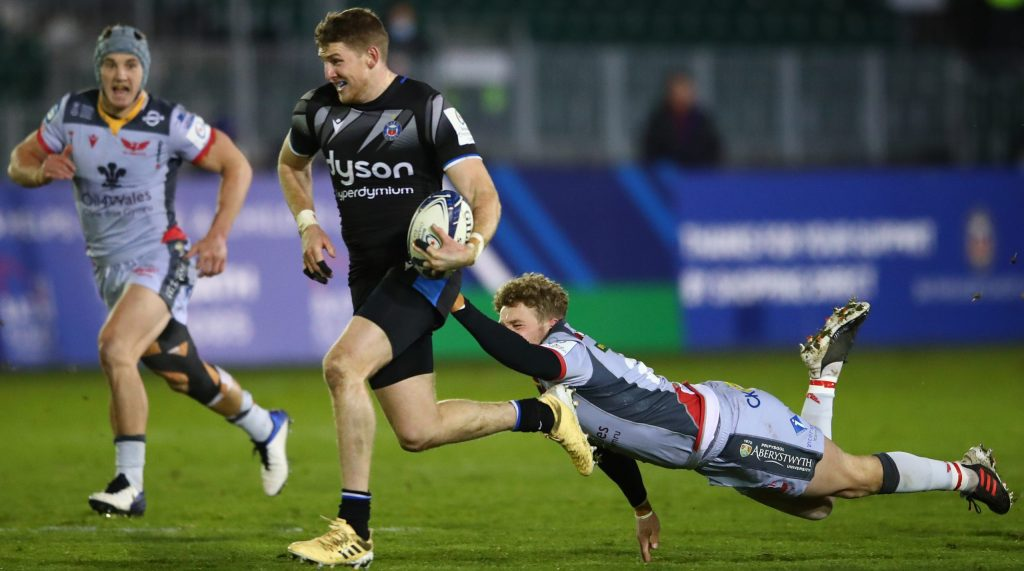 Zebre meet Bath for first time in Round of 16 clash